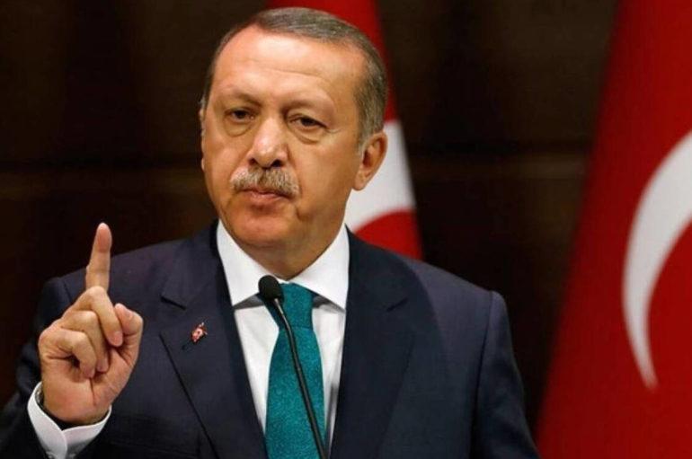 Προκλητική δήλωση Ερντογάν για την Αγία Σοφία