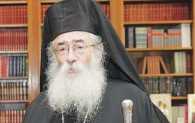 Αρχιεπίσκοπος Σινά: «Η ημέρα που πρωτοσυνάντησα τον Αγιο Παΐσιο»