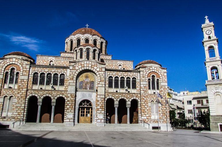 Εγκρίθηκε η αποκατάσταση της στέγης του Ι. Ναού Αγ. Νικολάου Βόλου
