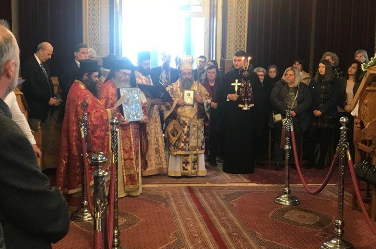 Ο εορτασμός της Κυριακής της Ορθοδοξίας στην Χίο