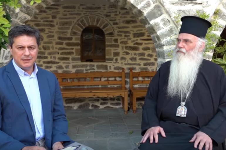 """Μεσογαίας Νικόλαος: """"Η Εκκλησία είναι μία διαρκής ανανέωση"""""""