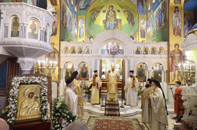 Η Κυριακή της Ορθοδοξίας στη Νέα Ιωνία