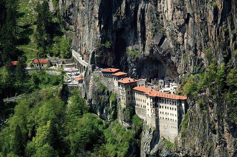 Παναγία Σουμελά: Στις 18 Μαΐου ανοίγει μέρος του Μοναστηριού
