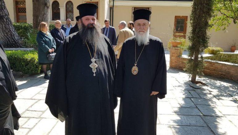 Ανακοίνωση Χειροτονίας του Επισκόπου Κεγχρεών Αγαπίου
