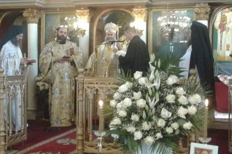Ετήσιο Μνημόσυνο του Αρχιμ. Ανδρέα Μπολοβίνου