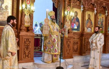 Δ΄ Κυριακή των Νηστειών στην Ι. Μ. Λαγκαδά
