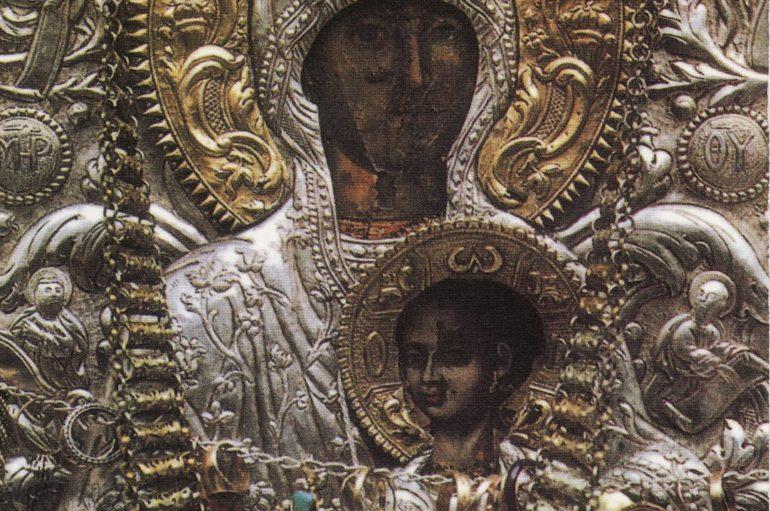 Ιερόσυλοι προσπάθησαν να κλέψουν εικόνα της Παναγίας στην Άνδρο
