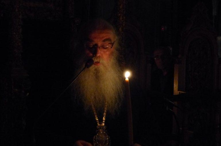 Η Ακολουθία των Αγίων Παθών στην Καστοριά