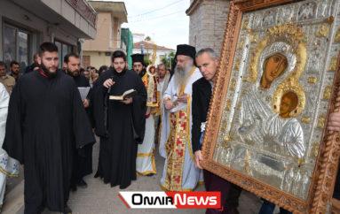 Λιτάνευση της Παναγίας Πορταΐτισσας στο Μεσολόγγι