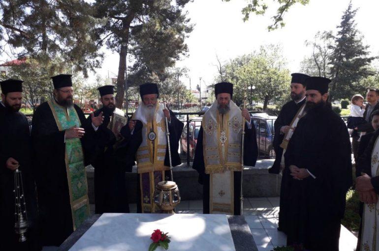 Τριετές Μνημόσυνο του μακαριστού Επισκόπου Ρεντίνης Σεραφείμ