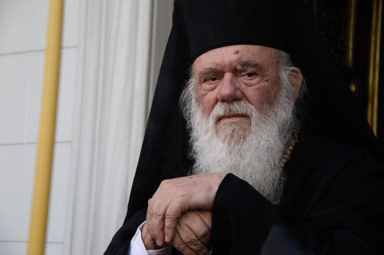 Το Αναστάσιμο Μήνυμα του Αρχιεπισκόπου Ιερωνύμου