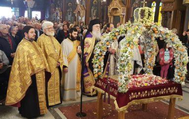 Αποκαθήλωση στην Ιερά Μητρόπολη Περιστερίου