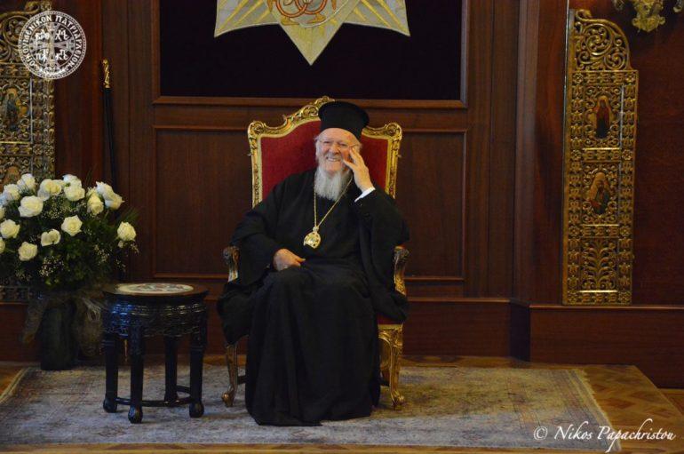 Το Πασχάλιο Μήνυμα του Οικ. Πατριάρχη Βαρθολομαίου