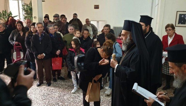 2.595 δέματα αγάπης προσέφερε η Ι. Μ. Θεσσαλιώτιδος