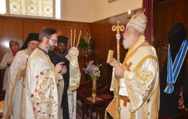 Νέος Αρχιγραμματέας του Πατριαρχείου Αλεξανδρείας