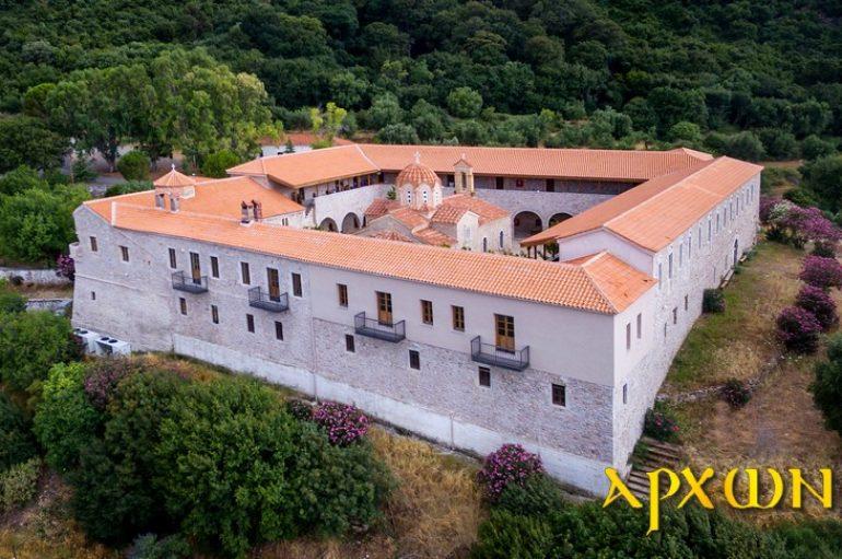 Το Ιστορικό Μοναστήρι του Βουλκάνου στη Μεσσηνία