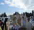 Θεία Λειτουργία για τους αοιδίμους Κορίνθιους από τον Μητροπολίτη Διονύσιο