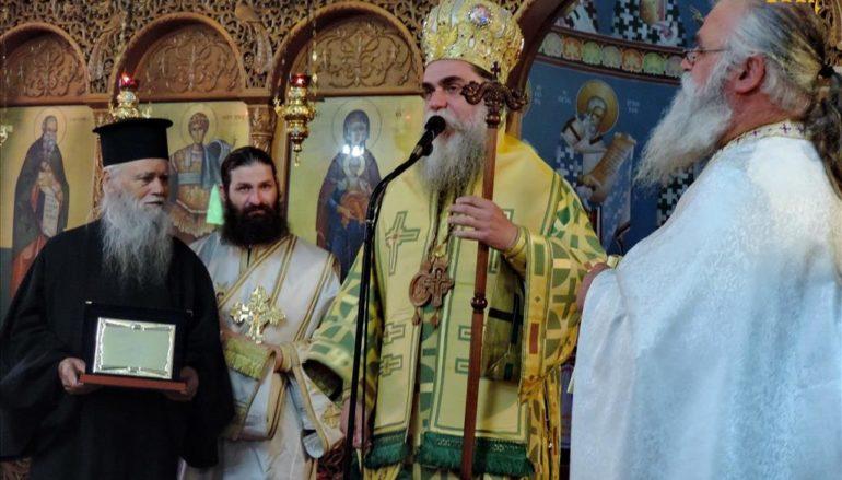 Κυριακή των Βαΐων στην Ενορία Αγίου Δημητρίου Πέτα Άρτης