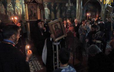 Ακολουθία του Νυμφίου στην Ενορία Αγίου Γεωργίου πόλεως Άρτης