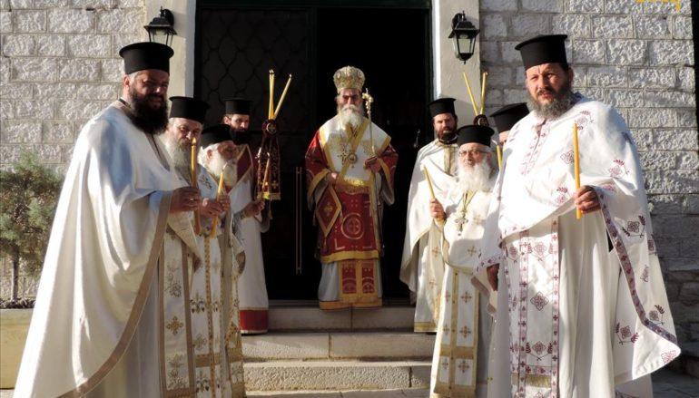 Ο Εσπερινός της Αγάπης στην Βυζαντινή Άρτα
