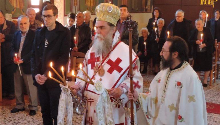 Η εορτή του Αγίου Γεωργίου στην Ι. Μητρόπολη Άρτης