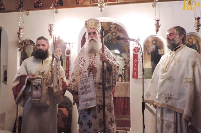 Η εορτή των Αγίων Ραφαήλ, Νικολάου και Ειρήνης στην Ι. Μ. Άρτης