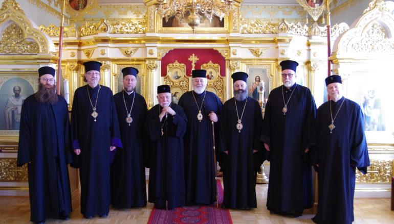 Εξαρχία του Οικ. Πατριαρχείου στην Εκκλησία της Φιλανδίας