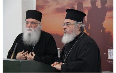 Ιερατική Σύναξη στην Ιερά Μητρόπολη Πρεβέζης