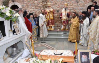 Περιοδεία του Μητροπολίτη Χαλκίδος στην Βόρειο Εύβοια