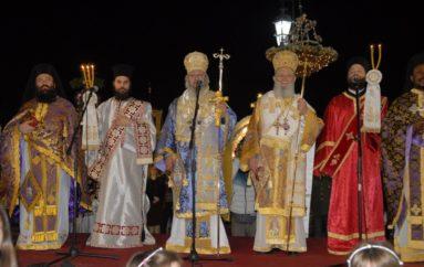 Η κορύφωση των Παθών του Κυρίου στην Ι. Μ. Χαλκίδος