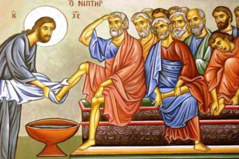 «Μυστικός Δείπνος, η ανακαίνιση του εβραϊκού Πάσχα»