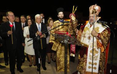 Παρουσία του Προέδρου της Δημοκρατίας η Ανάσταση στην Καλαμάτα