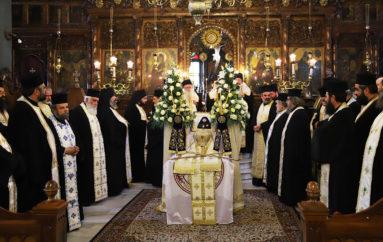 Τρισάγιο για τον Αρχιεπίσκοπο Αυστραλίας Στυλιανό στο Ρέθυμνο