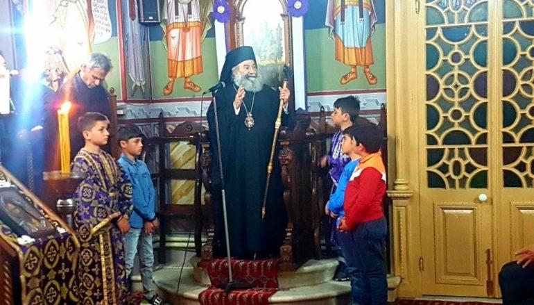 Η Ακολουθία του Νυμφίου στην Ιερά Μητρόπολη Μάνης