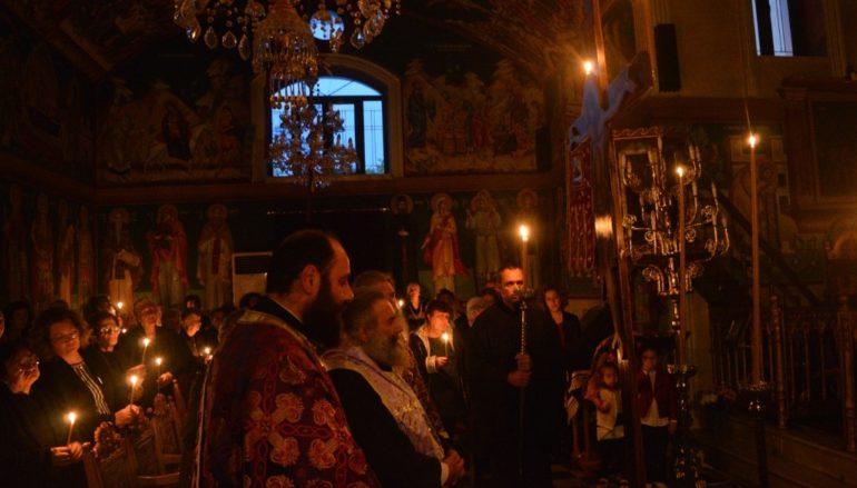 Ακολουθία των Αγίων Παθών του Χριστού στη Μάνη