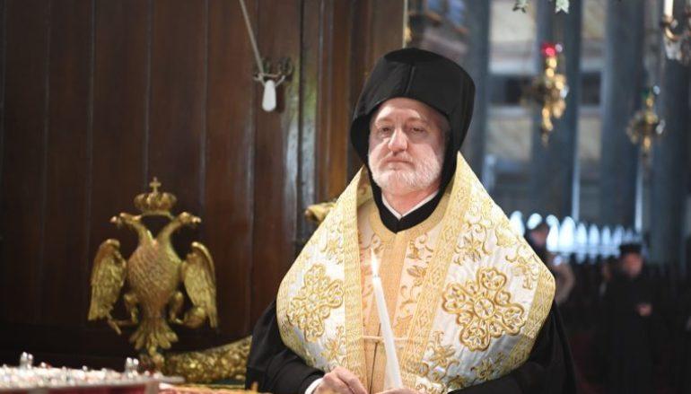 Μήνυμα του νέου Αρχιεπισκόπου Αμερικής προς το πλήρωμα της Ι. Α. Αμερικής