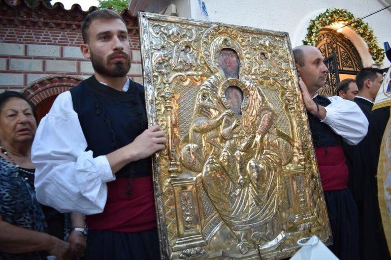 Την Παναγία Σηλυβριανή θα υποδεχθεί το Ναύπλιο
