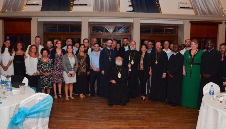 Ο Πατριάρχης Αλεξανδρείας στην Ελληνική παροικία του Νταρ Ες Σαλααμ