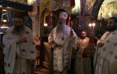 Εορτή της Ζωοδόχου Πηγής στην Ι. Μ. Κοιμήσεως της Θεοτόκου Βυτουμά