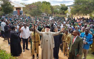 Ολοκληρώθηκε η περιοδεία του Πατριάρχη Αλεξανδρείας στην Τανζανία