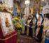 Αφίχθη στο Βόλο η Εικόνα της Παναγίας Φοβεράς Προστασίας