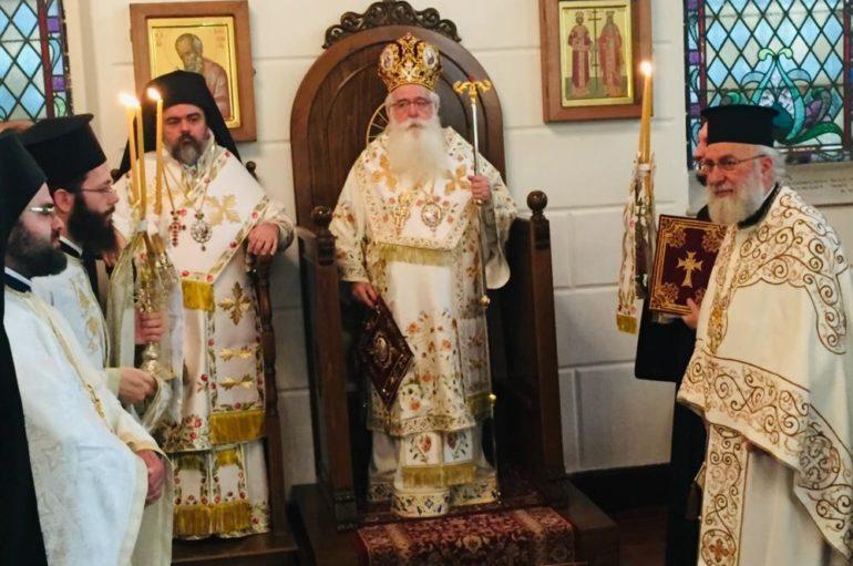 Η εορτή της Αγίας Φωτεινής της Σαμαρείτιδος στη Σμύρνη