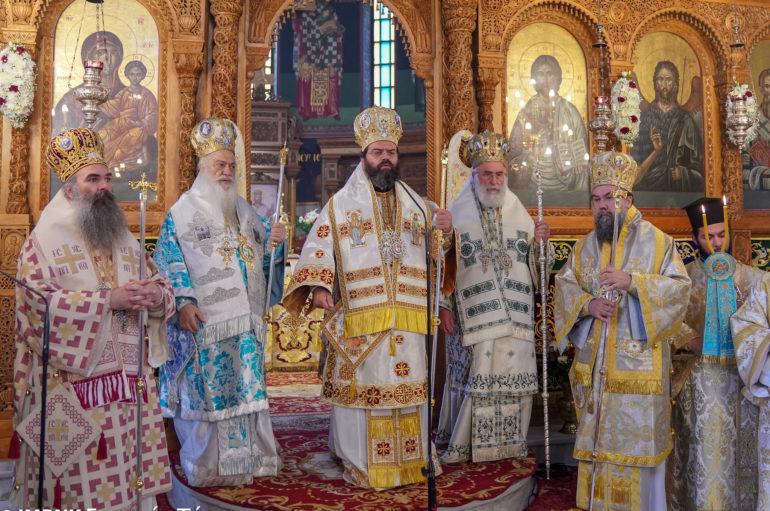 Με λαμπρότητα εορτάσθηκαν τα Ελευθέρια της Κομοτηνής