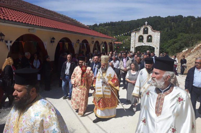 Η εορτή του Αγ. Νικολάου εν Βουναίνη στον τόπο μαρτυρίου του