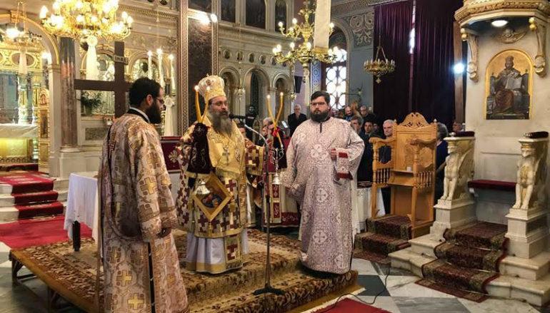 Η εορτή του Αγίου Ισιδώρου εξ Αλεξανδρείας στη Χίο