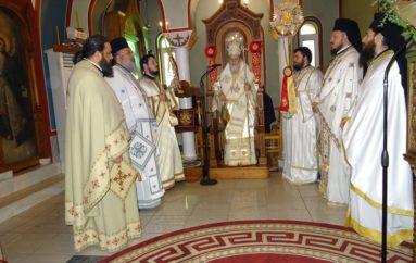 Λαμπρός ο εορτασμός της Αγ. Φωτεινής της Σαμαρείτιδος στην Κόρινθο