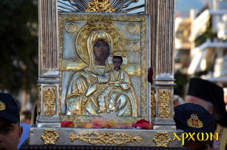 Την Παναγία Βουλκανιώτισσα θα υποδεχθεί η Καλαμάτα
