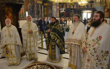 Λαμπρός ο εορτασμός του Νεομ. Δημητρίου στο Μερκοβούνι Τρίπολης