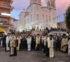 Λαοθάλασσα στην Λιτανεία των Πολιούχων της Τρίπολης