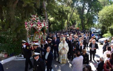 Η Κορώνη εόρτασε την Πολιούχο της Παναγία Ελεήστρια